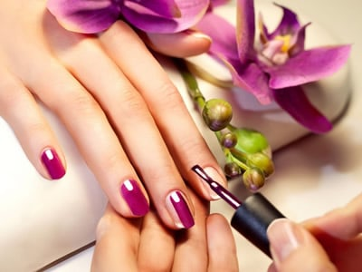 Gel Polish Manicures